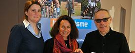 La FFCT et l'Union Nationale des Associations de Familles de Traumatisés crâniens et de Cérébro-lésés (UNAFTC) : le port du casque à vélo, un enjeu vital