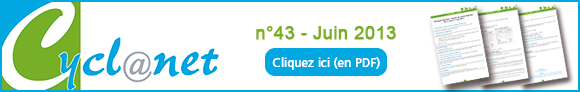 Téléchargez Le Cycl@net n°43