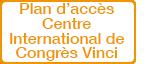 Plan d'accès à Biarritz