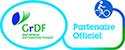 Logo partenariat GRDF