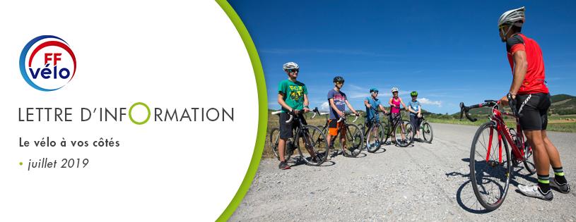 La Fédération française de cyclotourisme vous accompagne pour renforcer la dynamique vélo !