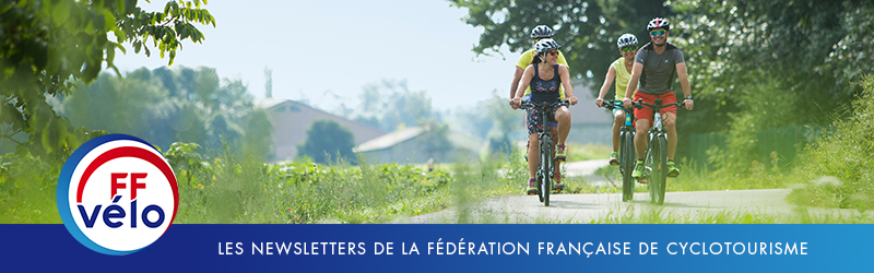 Newsletter FFVélo